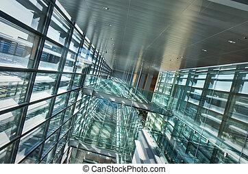 abstrakt, arkitektonisk