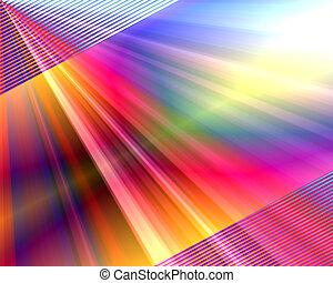 abstrakt, background:, angled, strokes