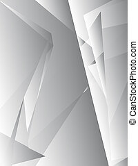 abstrakt, baggrund, -, gråne, 1