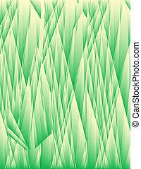 abstrakt, baggrund, -, græs