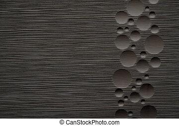 abstrakt, baggrund, i, moderne, træ tekstur, closeup