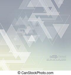 abstrakt, baggrund, slør