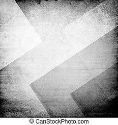 abstrakt, bakgrund