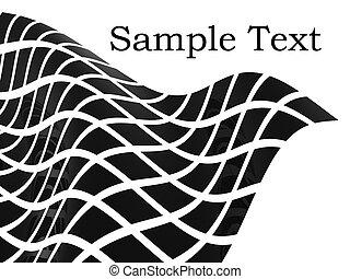 abstrakt, bakgrund, med, utrymme, för, din, text