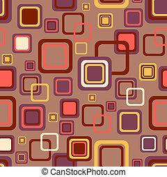 abstrakt, bakgrund, seamless, (vector)