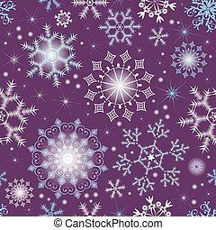 abstrakt, bakgrund, seamless, (vector), violett