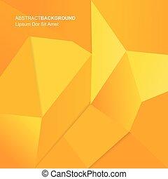 abstrakt, bakgrund, vektor, texture., nymodig, polygon, geometrisk