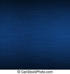 abstrakt, blå baggrund, viser, den, begreb, i, beskyttelse data