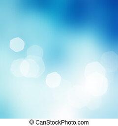abstrakt, blåttbakgrund