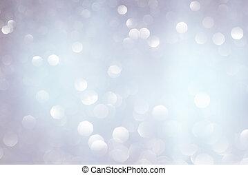 abstrakt, bokeh, bakgrund, lysande, lyse, helgdag, stickande, atmosfär, firande, omgivande