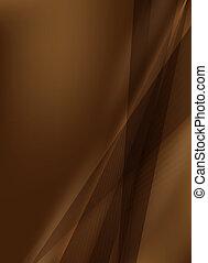 abstrakt, brun fond