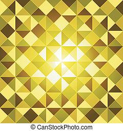 abstrakt, bunte, geometrisch, hintergrund