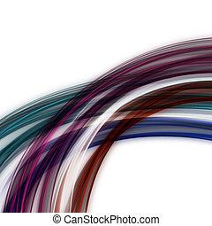 abstrakt, elegant, hintergrund, design, mit, raum, für, dein, text