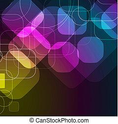 abstrakt, eps10, hintergrund