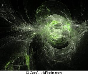 abstrakt, explosion