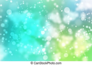 abstrakt, färgrik dager, bakgrund