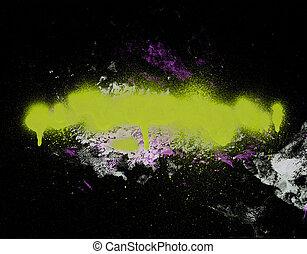 abstrakt, farbe, beschaffenheit