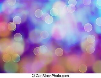 abstrakt, farverig, baggrund, digitale