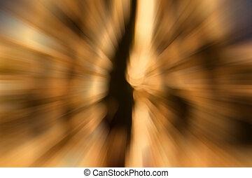 Abstrakt,  filter, Lichter, Nacht, mit, hintergrund, verwischen, während