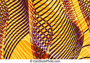 abstrakt, fractal, hintergrund