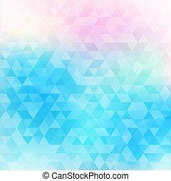abstrakt, geometrisch, hintergrund