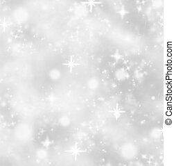 abstrakt, glänzend, verwischen, weihnachten, hintergrund