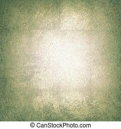 abstrakt, grön fond, struktur