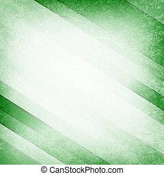 abstrakt, grøn baggrund