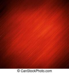 abstrakt, grunge, röd, suddig fond, med, utrymme, för, text.
