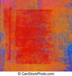 abstrakt, hand, hintergrund, gemalt