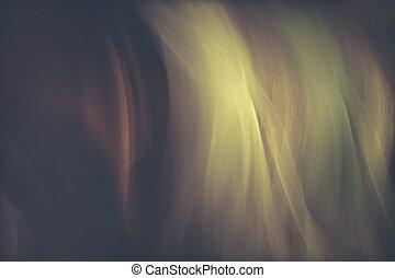 abstrakt, hintergrund, von, tüll, stoff, bewegung