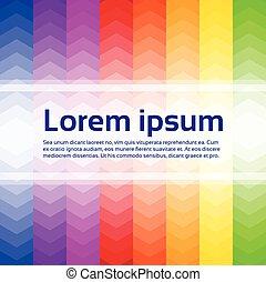 abstrakt, kopi, baggrund, farverig, arealet
