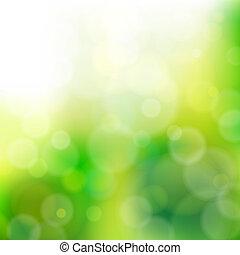 abstrakt, lys, baggrund