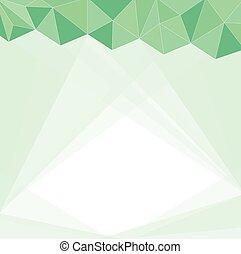 abstrakt, lys grønnes, baggrund