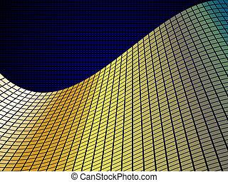 abstrakt, mosaik, baggrund