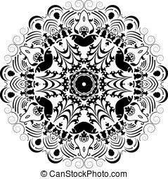 abstrakt, motif