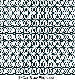 abstrakt, pattern., seamless, illustration, geometriskt, ...