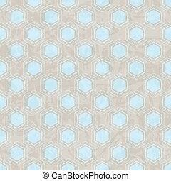 abstrakt, pattern., seamless, retro, hintergrund, stilvoll, ...