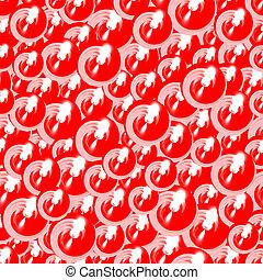 abstrakt, röd, bakgrund