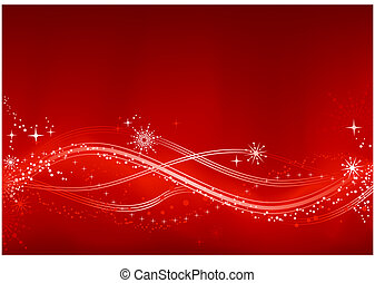 abstrakt, red och white, chrismas, bakgrund