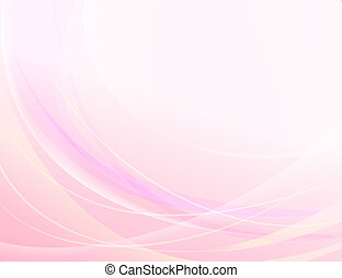 abstrakt, rosa, vektor, hintergrund