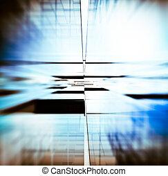 abstrakt, rutor