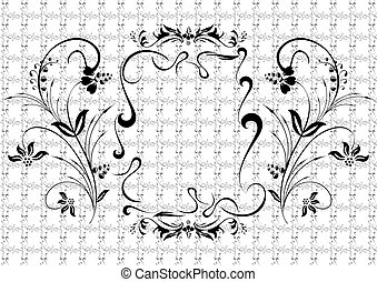 Blumenranke Illustrationen Und Stock Art 1 608 Blumenranke