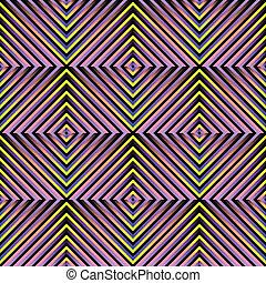 abstrakt, seamless, mönster