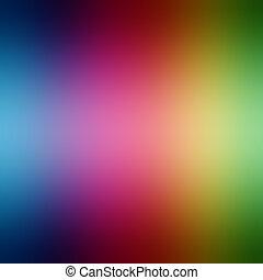 abstrakt, spektrum, hintergrund