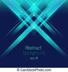 abstrakt, stråle, bacground