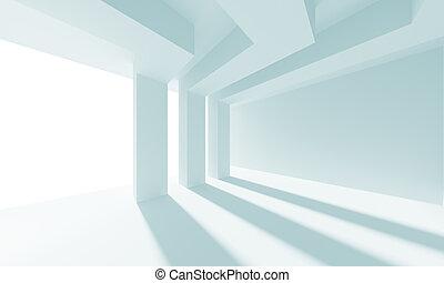 abstrakt, türöffnung, hintergrund