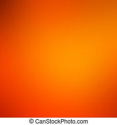 abstrakt, unscharfer hintergrund, glatt, steigung, gewebe farbe, glänzend, hell, hintergrund, banner, kopfsprung, oder, sidebar, graphische kunst, bild, elegant, reich, oberfläche, orange, gold, hintergrund, gelber , welle, spritzen, design