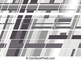 abstrakt, vektor, design, geometrisk, bakgrund
