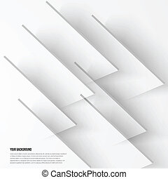 abstrakt, vektor, design, hintergrund, fractal., schatten
